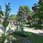 Innenhof Naturhof Usedom